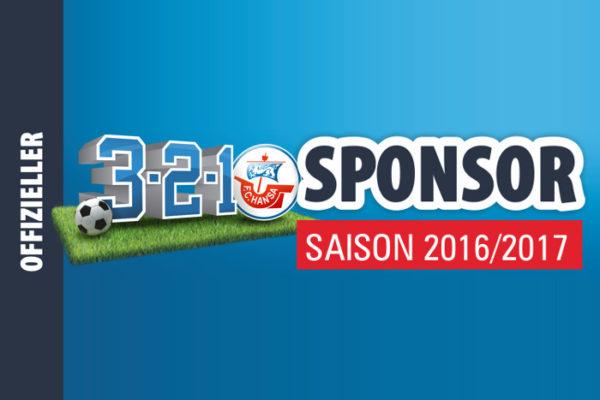 3-2-1 Sponsoring